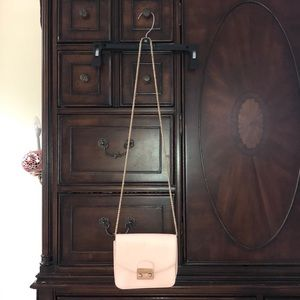 Small Forever 21 pink purse